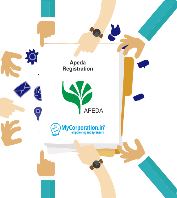 APEDA Registration Agricultural & Processed Food Products Export Development Authority