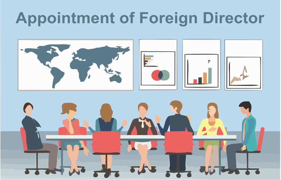 Appointment of Foreign Director