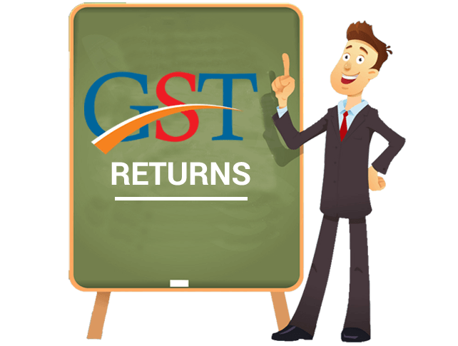 GST Returns with Annual Returns