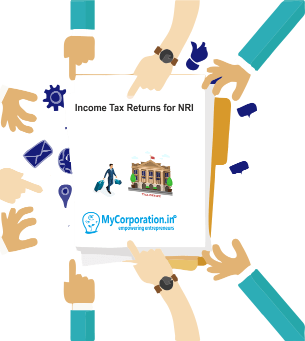 File Income Tax Returns Online for Non Resident Indians NRI
