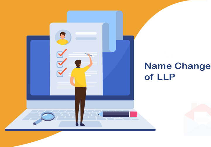 Change in LLP Name