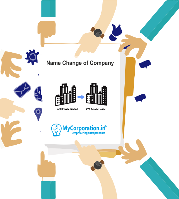 Change in Company Name
