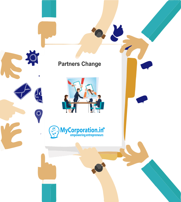 Change in Partners
