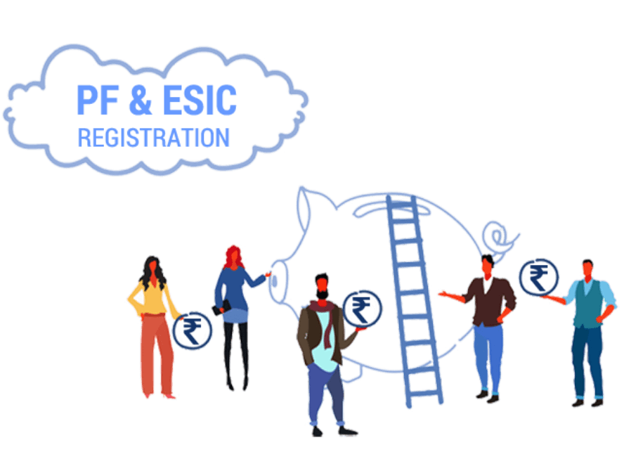 PF and ESIC Registration