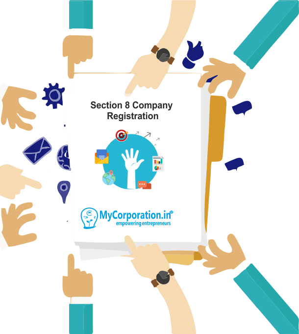 What is the eligibility for Section 8 Company Registration?